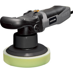 Bauker Bauker 600W 180mm Dual Action Polisher 230V - 91212 - from Toolstation