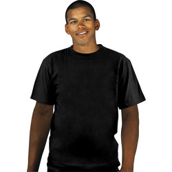 Portwest T Shirt Large Black - 91305 - from Toolstation