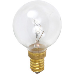 CED Oven Bulb Lamp 40W SES (E14) 330lm - 91327 - from Toolstation