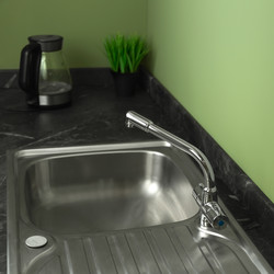 Hele Mono Mixer Kitchen Tap