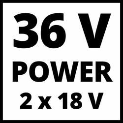 Einhell GE-LB 36/210 Li E-Solo Power X-Change 36V (2x18V) Cordless Turbo Blower