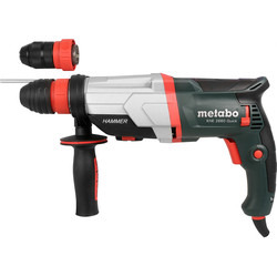 Metabo Metabo KHE 2660 Quick 850W Combination Hammer Drill 240V - 91710 - from Toolstation