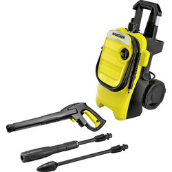 Karcher Karcher K4 Compact Pressure Washer 130 bar - 91728 - from Toolstation
