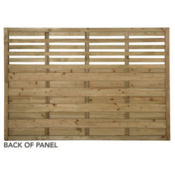 Forest Garden Europa Kyoto Panel - 5 Pack