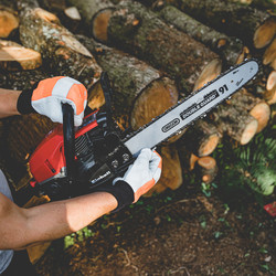 Chainsaw Gloves