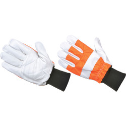 Portwest Chainsaw Gloves Large - 91805 - from Toolstation
