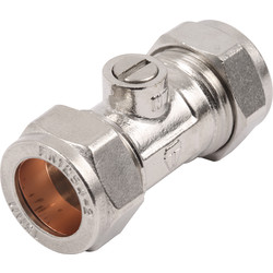 Isolating Valve CP 22mm - 91816 - from Toolstation