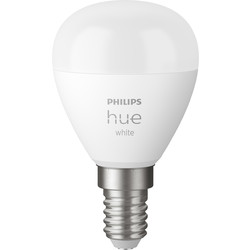 Philips Hue Philips Hue White Bluetooth Lamp Luster E14 - 91868 - from Toolstation