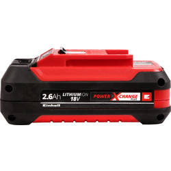 Einhell Power X-Change High Performance PXC Plus Battery 1 x 2.6Ah