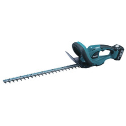 Makita Makita DUH523RM 18V 52cm Hedge Trimmer 1 x 4.0Ah - 92164 - from Toolstation
