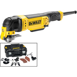 DeWalt DeWalt DWE315KT-GB Oscillating Multi Tool 240V - 92165 - from Toolstation