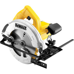 DeWalt DeWalt DWE560K-GB 1350W 184mm Circular Saw 240V - 92239 - from Toolstation