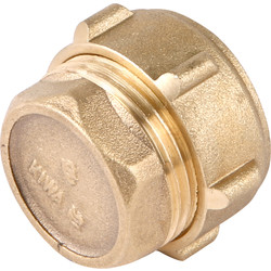 Conex Banninger Conex 323 Compression Stop End 22mm - 92270 - from Toolstation