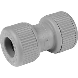 Unbranded Straight Coupler 22mm - 92281 - from Toolstation