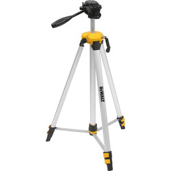 "DeWalt DeWalt DE0881T Elevated Extendable Tripod 1/4"" - 92290 - from Toolstation"
