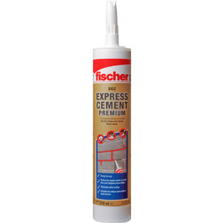 "Fischer Fischer DEC ""Premium"" Express Ready Mixed Cement Cartridge Sand - 92327 - from Toolstation"