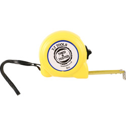 Tried and Tested Trade Tape Measure 8m - 92426 - from Toolstation