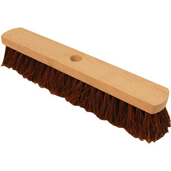 "Platform Broom Head Stiff (Bassine) 18"" - 92470 - from Toolstation"