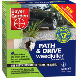 Path & Drive Weedkiller  50ml