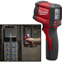 Milwaukee Milwaukee 2267-40 Cordless Temperature Detector  - 92559 - from Toolstation