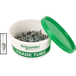 Schneider Electric Schneider Fixings Trade Tub  - 92560 - from Toolstation