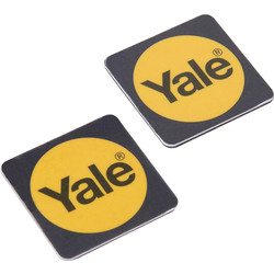 Yale Smart Lock Phone Tag Black