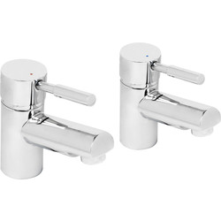 Highlife Tay Taps Basin - 92735 - from Toolstation