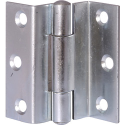 Stormproof Hinge 63mm - 92741 - from Toolstation