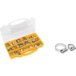 Hose Clip Pack  - 92849 - from Toolstation