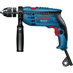 Bosch Bosch GSB 1600 RE 700W Corded Impact Drill 240V - 93076 - from Toolstation