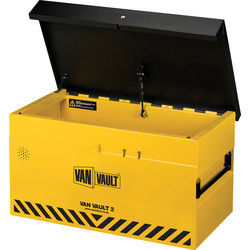 Van Vault Van Vault 2 Storage Box  - 93117 - from Toolstation