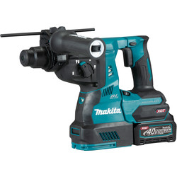 Makita Makita XGT 40V Max SDS+ Rotary Hammer 1 x 2.5Ah - 93332 - from Toolstation
