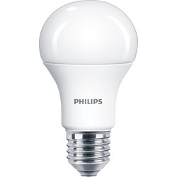 Philips Philips LED A Shape Lamp 5.5W ES (E27) 470lm - 93349 - from Toolstation