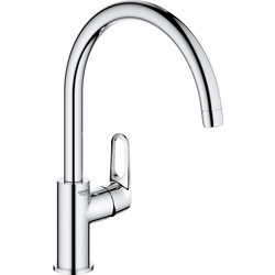 Grohe Grohe BauFlow Mono Mixer Kitchen Tap  - 93408 - from Toolstation
