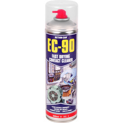 Action Can Action Can EC-90 Contact Cleaner 500ml - 93449 - from Toolstation