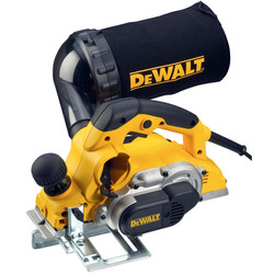 DeWalt DeWalt D26500K 1050W 4mm Planer 240V - 93509 - from Toolstation