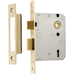 ERA ERA 3 Lever Mortice Sashlock Chrome 76mm - 93513 - from Toolstation