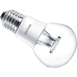 Philips Philips LED Warm Glow Dimmable A Shape Lamp 6W ES 470lm Clear A+ - 93535 - from Toolstation