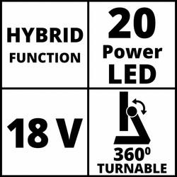 Einhell 18V Cordless Work Light