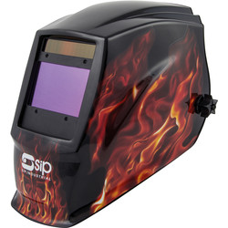 SIP SIP Meteor 2300F Automatic Electronic Welding Headshield  - 93685 - from Toolstation