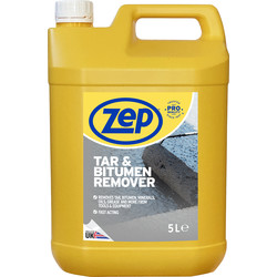 Zep Zep Commercial Tar & Bitumen Remover 5L - 93748 - from Toolstation