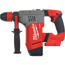 Milwaukee Milwaukee M18CHPX-0 18V Li-Ion Fuel High Performance SDS Plus Hammer Body Only - 93879 - from Toolstation