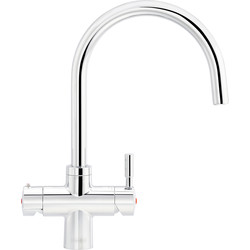 Franke Franke Boiling Water Tap 3-in-1 Chrome - 93908 - from Toolstation