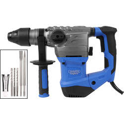 Draper Expert Draper Expert 1500W 4 function SDS Plus Rotary Hammer Drill 240V - 93923 - from Toolstation