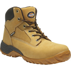 Dickies Dickies Graton Nubuck Safety Boots Size 8 - 94011 - from Toolstation