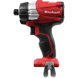 Einhell Einhell Power X-Change 18V Li-Ion Cordless Brushless Impact Driver Body Only - 94035 - from Toolstation