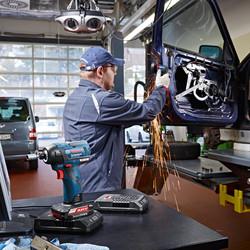 Bosch 12V Brushless Impact Driver
