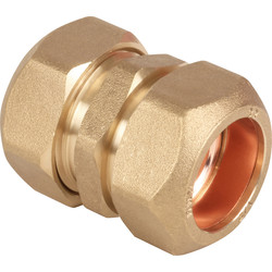 "Lead to MDPE Coupler 1/2"" 7lb x 25mm - 94085 - from Toolstation"