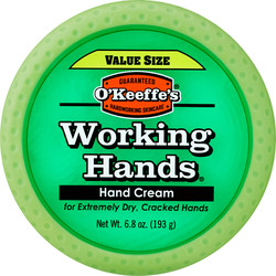 OKeeffes O'Keeffe's Working Hands Hand Cream 193g - 94125 - from Toolstation