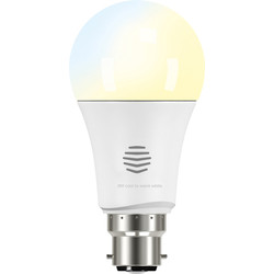 Hive Hive Active Light™ Cool to Warm White 9W BC - 94189 - from Toolstation